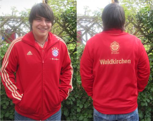 Jacke FC Bayern München Schneider Power Waldkirchen