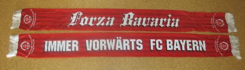 Forza Bavaria - Immer Vorwärts FC Bayern